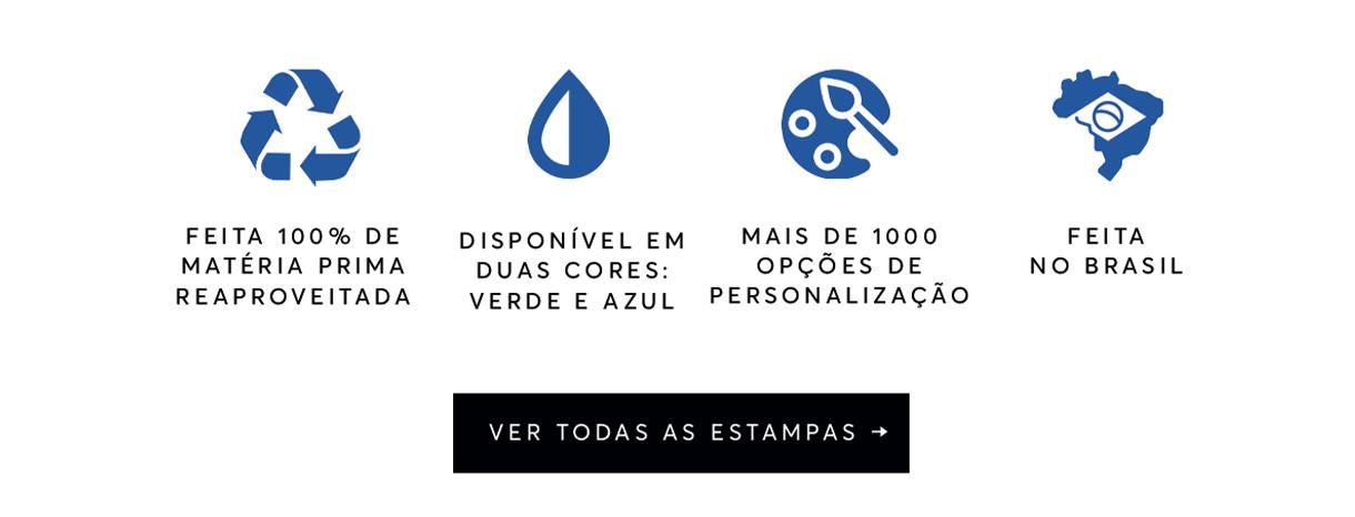 Gocase Reciclada Icones